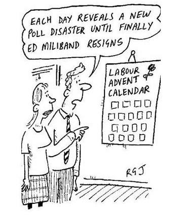 RGJ Cartoonist - Richard Jolley - The Spectator 22 November 2014