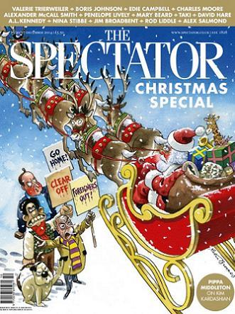 The Spectator 13-20-27 December 2014