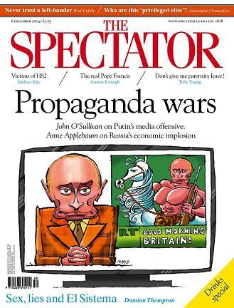 The Spectator 6 December 2014