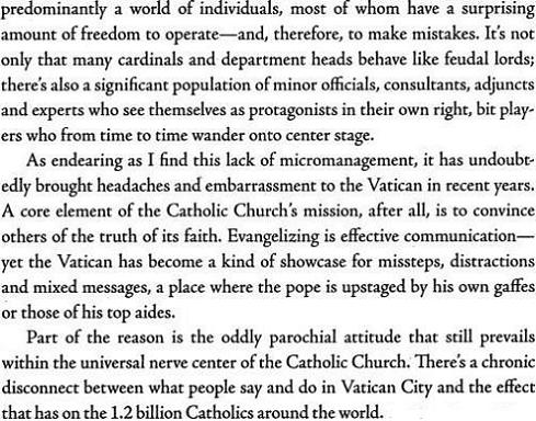 The Vatican Diaries - John Thavis II