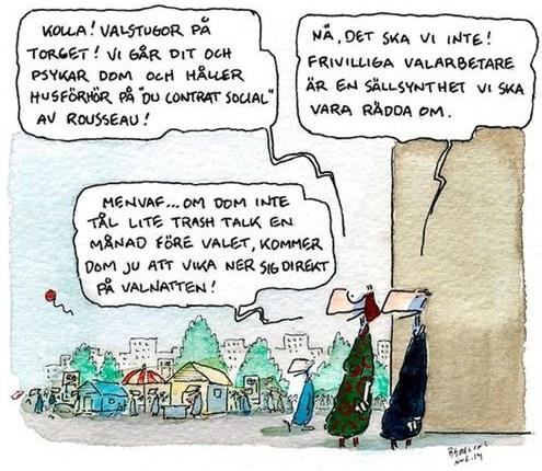 Berglins Svenska Dagbladet 23 augusti 2014