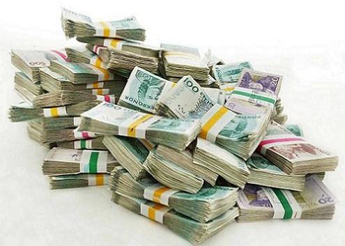 pengar euro rida