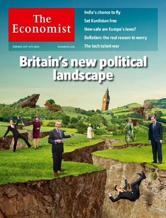The Economist February 21st-27th 2015