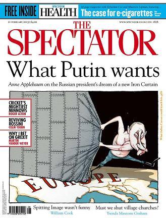 The Spectator 21 February 2015