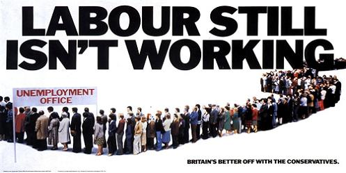 Labour still isn't working - Conservative Party 1979