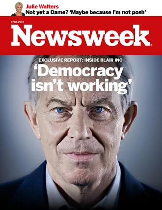 Newsweek - April 17 2015
