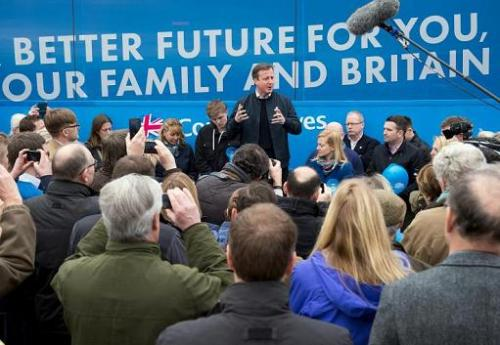 David Cameron - Reuters