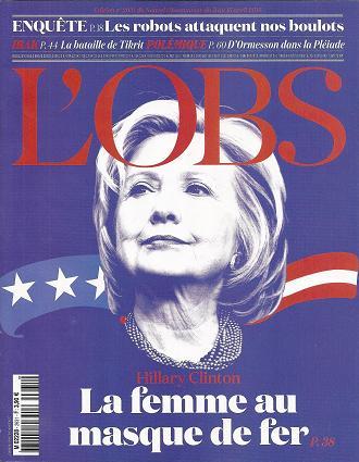 L'Obs - 9-15 April 2015