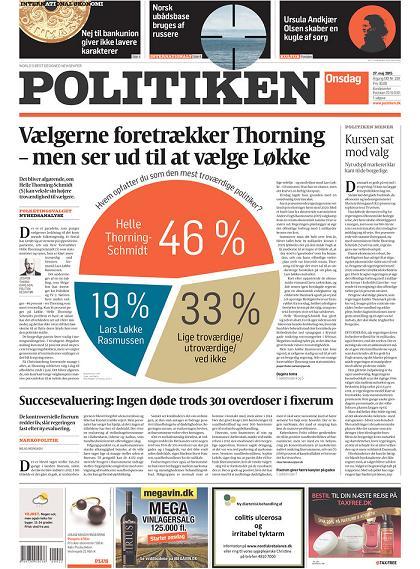 Politiken 27 May 2015