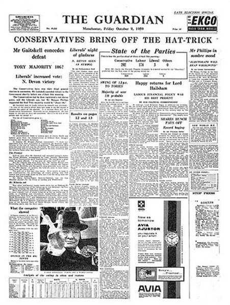 The Guardian Friday 9 October 1959