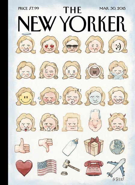 The New Yorker March 30, 2015