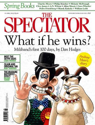 The Spectator 11 april 2015