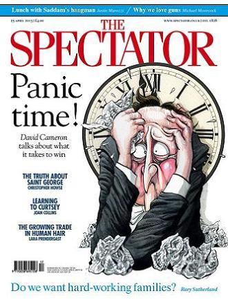 The Spectator 25 April 2015