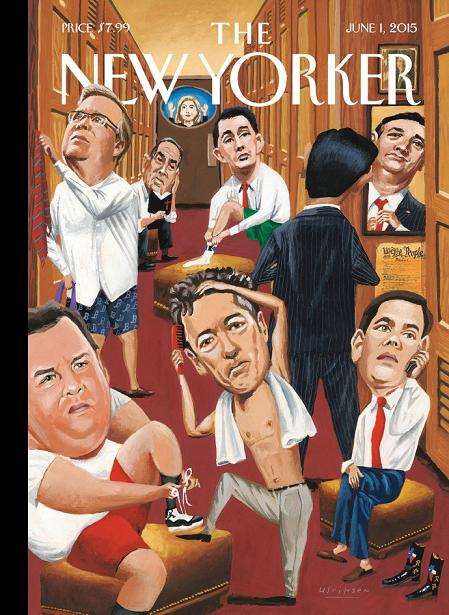 The New Yorker June 1 2015
