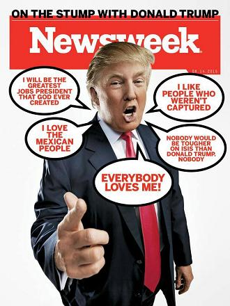 Newsweek 14 aug 2015