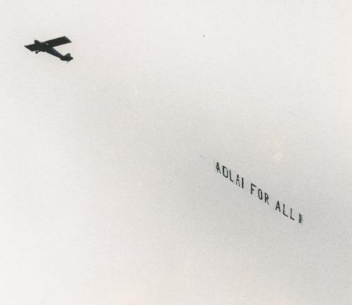 Adlai Stevenson 1950 Campaign