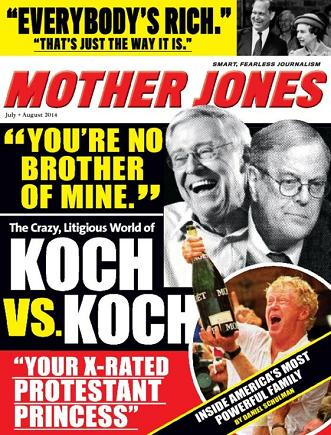 Mother Jones July-August 2015