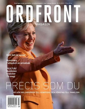 Ordfront magasin nr 3 2015