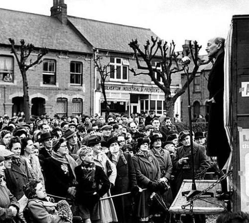 Clement Attlee kampanjar