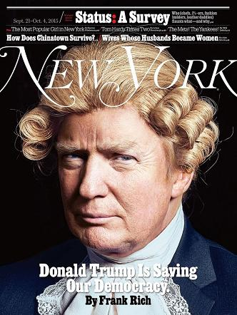 New York - Donald Trump