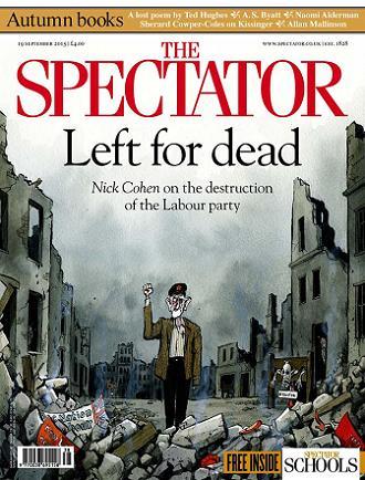 The Spectator 19 September 2015