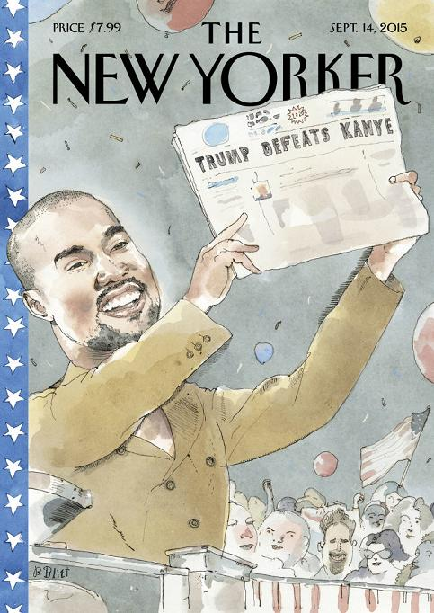 The New Yorker September 14 2015