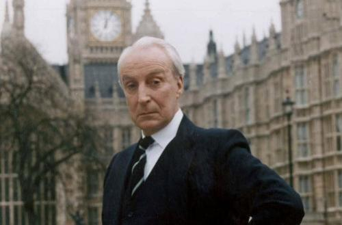 Francis Urquhart, played to icy perfection by the late Ian Richardson.