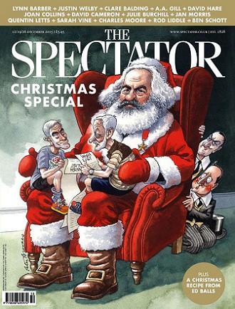 The Spectator 12-19-26 December 2015