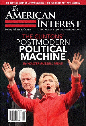 The American Interest januari-februari 2016