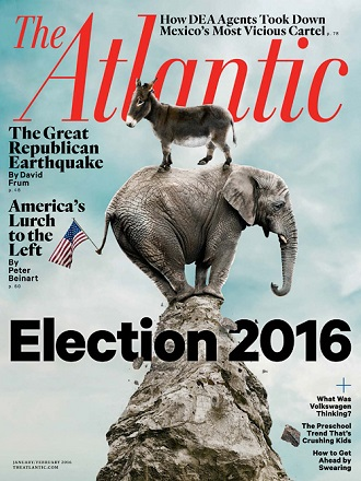 The Atlantic January-February 2016