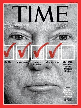 Time Marsch 14 2016