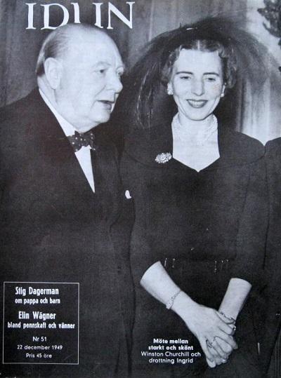 Idun nr 51 22 december 1949
