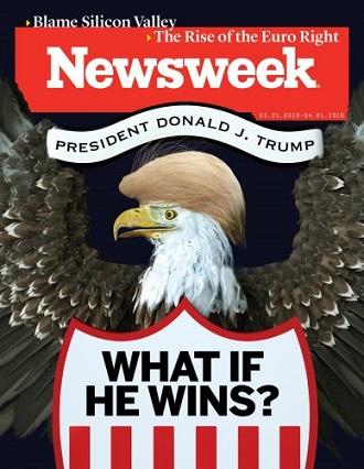 Newsweek 25 mars 2016
