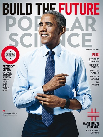 Popular Science mars-april 2016