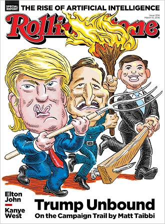 Rolling Stone - March 10 - 2016 - Issue 1256.