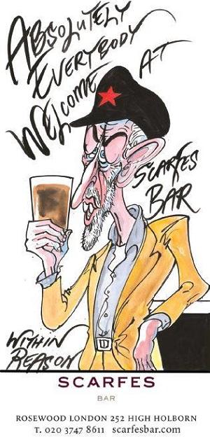 Scarfes bar London