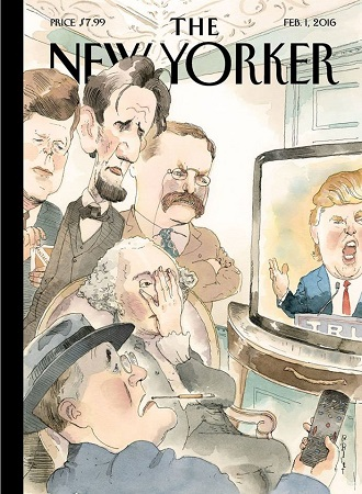 The New Yorker Febuary 1 2016
