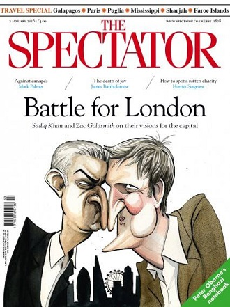 The Spectator 2 January 2016