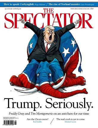 The Spectator 23 january 2016