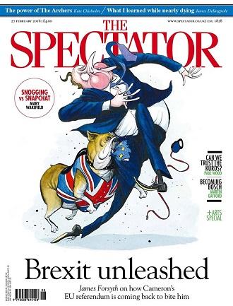 The Spectator 27 February 2016