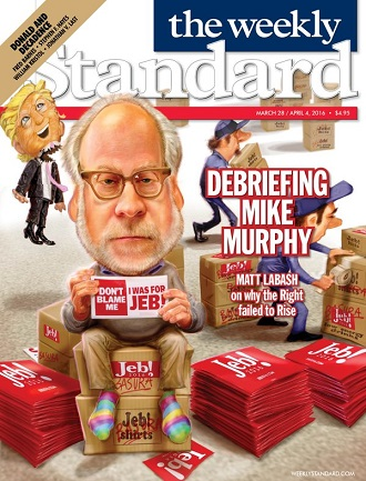 The Weekly Standard 29 mars- 4 april 2016