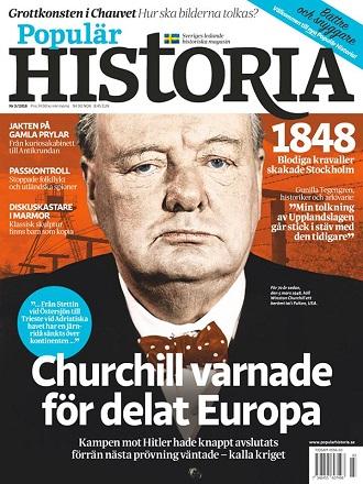 Populär Historia nr 3 2016