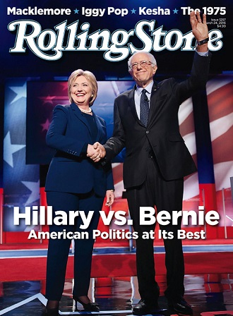 Rolling Stone USA - March 24, 2016