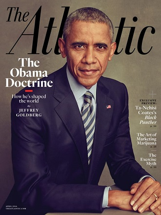The Atlantic April 2016