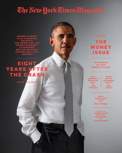 The New York Times Magazine - 1 Maj 2016