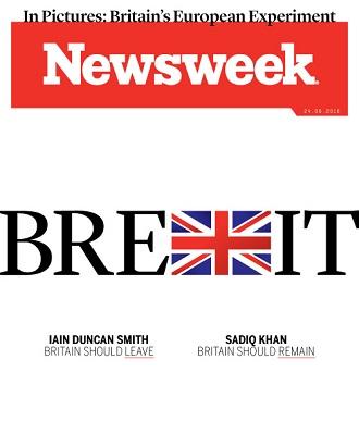 Newsweek 24 juni 2016