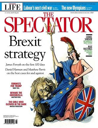 The Spectator 11 June 2016