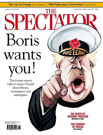 The Spectator 14 May 2016