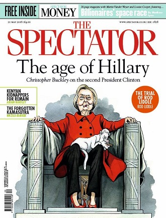 The Spectator 21 May 2016