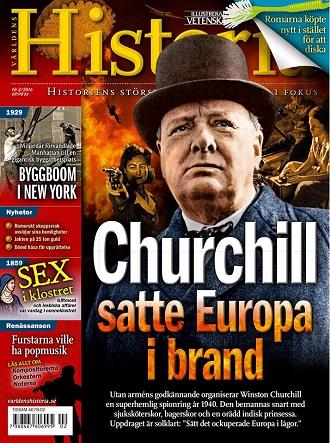 Världens Historia nr 2 2016